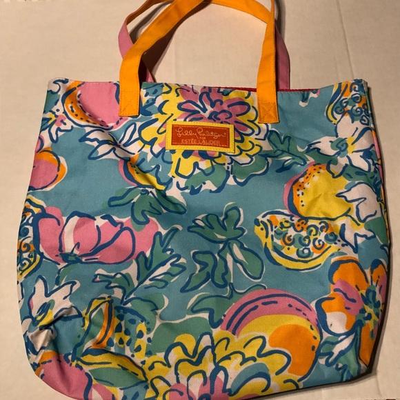 7a3509e45525cf Lilly Pulitzer Bags   For Este Lauder Tote Bag   Poshmark